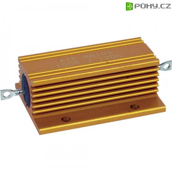 Rezistor ATE Electronics, 10 kΩ, 5 %, axiální vývody, 100 W, 5 % - Kliknutím na obrázek zavřete