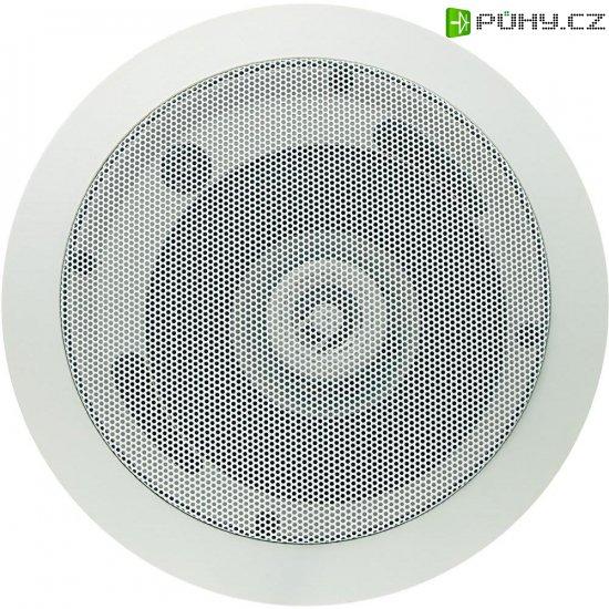 Vestavný stropní ELA reproduktor Speaka CL-100RCV, 8 Ω, 85 dB, 20/45 W - Kliknutím na obrázek zavřete