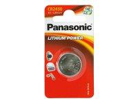 Baterie CR2430 PANASONIC lithiová 1BP
