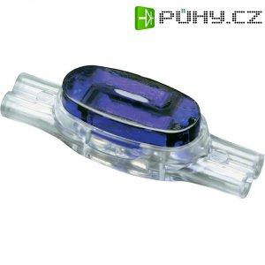 Svorka 3M Scotchlok, FQ-1000-5752-7, 0,65 - 1,33 mm², 2pólová, modrá