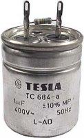1u/400V~ TC684a, kondenzátor zářivkový