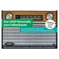 FM retro rádio Franzis Verlag 65040, od 14 let (stavebnice)