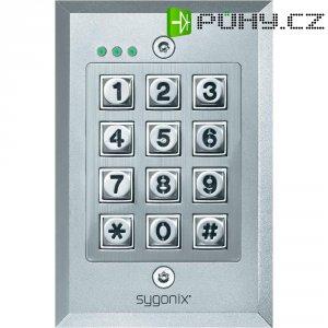 Kódová klávesnice Sygonix, 43944R, 12 - 24 V/AC/DC, IP66