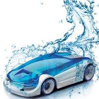 Stavebnice autíčko na slanou vodu Water car