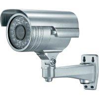Venkovní kamera Sygonix 43177R, 420 TVL, 8,5 mm Sony CCD, 12 VDC, 4 - 9 mm, 36 LED