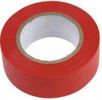 Izolační páska 0,13x19mmx10m červená