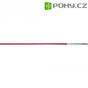 Silikonové lanko LappKabel ÖLFLEX 180 SIF, 1x10 mm², zelená/žlutá