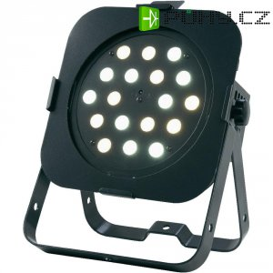 LED reflektor ADJ Flat PAR CWWW18, 1226100233, 54 W, teplá/studená bílá
