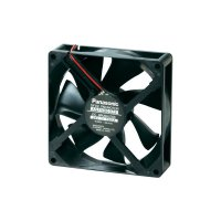 DC ventilátor Panasonic ASFN96391, 92 x 92 x 25 mm, 12 V/DC