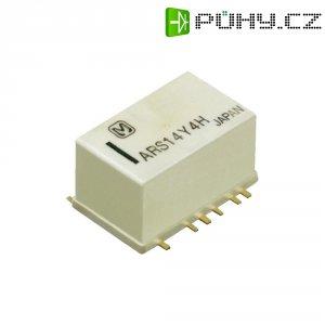 Vysokofrekvenční relé Panasonic ARS14A4H, 12 V/DC, monostabilní