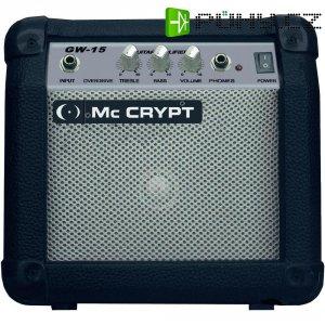 Kytarové kombo Mc Crypt GW15