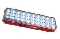 VELAMP Dobíjecí svítilna s 30LED IR125LED