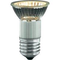 Halogenová žárovka Sygonix, E27, 35 W, 73 mm, stmívatelná, teplá bílá