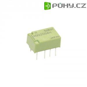 Relé ovládání signálů GQ 1 A, DPS Panasonic AGQ2104H, 100 mW, 1 A , 110 V/DC/125 V/AC , 30 W/37,5 VA
