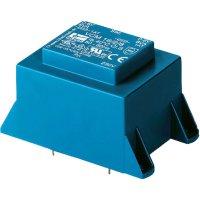 Transformátor do DPS Block EI 54/18,8, 230 V/2x 12 V, 2x 666 mA, 16 VA