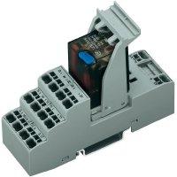 Zásuvná patice s průmyslovým relé WAGO 858-304, 24 V/DC, 5 A, 4 přepínací kontakty