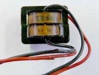 Odrušovací tlumivka WN68203 2x2,5mH 250V/2,5A