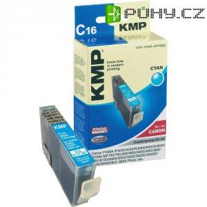 Toner KMP C16 0958,0003, pro tiskárny Canon, azurová