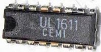 UL1611-FM stereo dekodér
