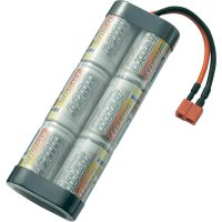 Akupack NiMH (modelářství) Conrad energy SC 3000MAH 7.2V, 7.2 V, 3000 mAh