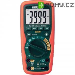 Digitální multimetr Extech EX505, 0,1 Ω - 40 MΩ, 0,001 Hz - 10 MHz, 0,01 nF - 100 µF, -20 - 750 °C