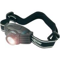 LED čelovka Future Ansmann, 1600-0044, černá