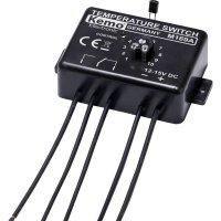 Termostat Kemo M169, 60 x 45 x 25 mm, 0 až 100 °C (modul)
