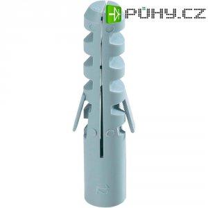 Polyamidové hmoždinky bez límce, 10 mm, 50 ks