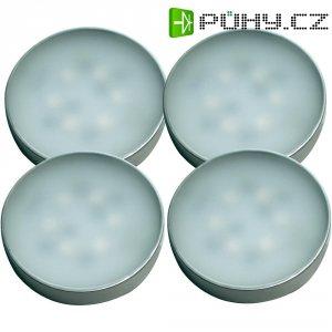 Nástěnné LED svítidlo Müller Licht, 57008, 7 W, studená bílá, 4 kusy