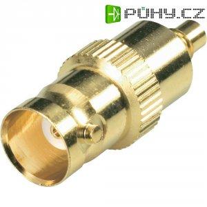 SMC zásuvka / BNC zásuvka BKL Electronic 414080, 50 Ω, 6 GHz