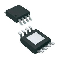 Digitální teplotní senzor Analog Devices ADT75ARMZ, MSOP 8