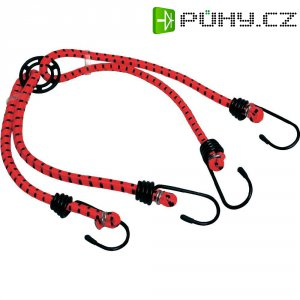 Upevňovací elastické lano, 4 háky