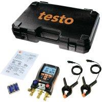 Digitální servisní přístroj pro chladící systémy testo 550-1, 2x sonda + kufr