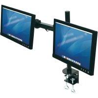 "Držák Manhattan LCD monitoru pro 2 monitory, 30,48 cm - 56 cm, (12\"" - 22\"")"