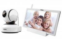 OPTEX 990552 IPCAM 552 Monitorovací bezdrátová sada kamery + monitoru