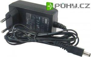 Napáječ, síťový adaptér Foxlink 12V/1,6A spínaný, 4,75x1,7mm černý