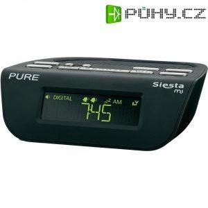 DAB+ rádiobudík Pure Siesta Mi, FM, černá