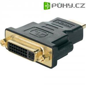 Adaptér HDMI/DVI-I, zástrčka/zásuvka