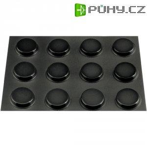 Samolepicí elastická zarážka 3M Bumpon (SJ 6344), kluzné, 19 mm