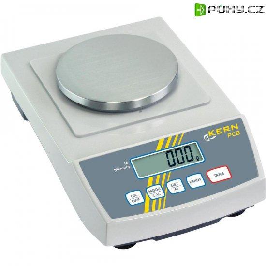 Stolní váha Kern PCB 250-3, 0,25kg - Kliknutím na obrázek zavřete
