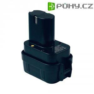 Náhradní akumulátor pro akuvrtačky, šroubováky apod., APMA/SL-9,6 V/2,0 AH