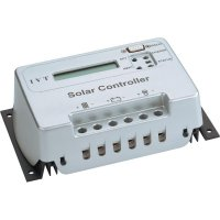 Inteligentní solární regulátor nabíjení s mikrokontrolérem IVT, s displejem, SCD 20, 12/24 A, 20 A