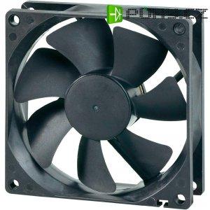 PC větrák s krytem AVC F9025 (š x v x h) 90 x 90 x 25 mm