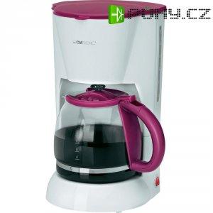 Kávovar Clatronic KA 3473, 900 W, bílá/fialová