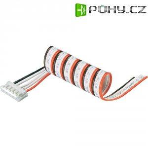 Připojovací kabel Modelcraft, pro 4 LiPol články, zásuvka EH