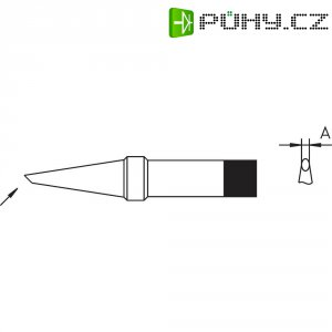 Pájecí hrot Weller 4PTCC9-1, 3,2 mm