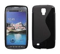 ForCell Zadní Kryt Lux S Black pro Samsung i9295 S4 Active