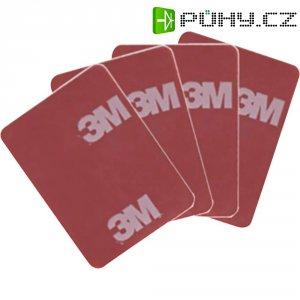 Lepící podložky BeastX Microbeast BXA76008, 4 ks