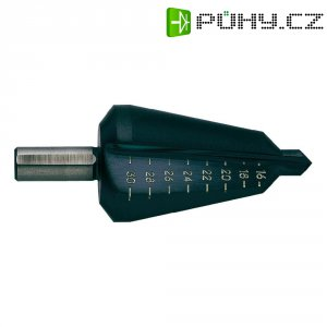Stupňovitý vrták Exact, 05227, 4 - 31 mm, TiAIN
