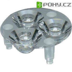 Optika pro Luxeon ® Rebel nebo Seoul Semiconductor ® Z5 Carclo 10507, 15.1°